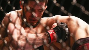 Новая надежда Дагестана продолжит оправдывать авансы от Хабиба. Прогноз на бой UFC Ислам Махачев — Дрю Добер