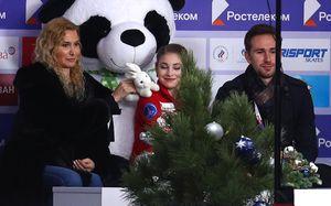 Косторная рассказала, как Глейхенгауз подшутил над ней перед вылетом начемпионат России