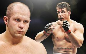 Пять сломанных конечностей, одна авария и два пояса UFC. Бой Емельяненко – Мир в цифрах