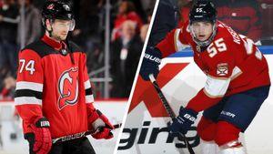 В Россию хоккеисты возвращаются только ради перезагрузки. Но все они мечтают вернуться в НХЛ