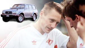 Как у футболистов «Спартака» угоняли машины в лихие 90-е