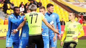 После 0:2 в первом матче — почти камбэк в ответном: 4 гола за 16 минут! Кубок Белоруссии не отменен, и это супер