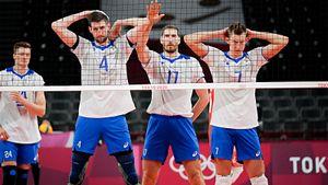 Сборная России досрочно вышла в плей-офф Олимпиады, проиграв французам. Им было нужнее