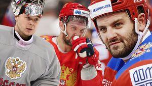 Сколько сборных на Олимпиаду может собрать Россия? Вратарей хватит на три команды, центров нет и на одну