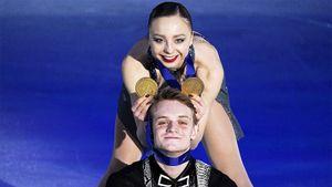 Россия выиграла 5 медалей из6 начемпионате Европы. Что происходит запределами катка