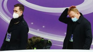 Тарасова: «Американцы специально наговаривают на Глейхенгауза и Дудакова. Придумали сказку о злых русских тренерах»
