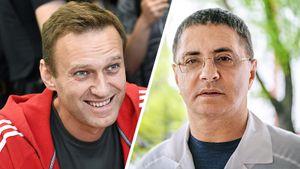 «Опять сойдет с рук?» Доктор Мясников обвинил Навального в трусости и назвал врагом