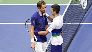 «Пока Путин с Шойгу были в тайге, Медведев завоевал США!» Реакция соцсетей на великую победу русского теннисиста