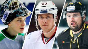 Русские хоккеисты уезжают не только в Америку, но и в Европу. В Финляндии много нашей молодежи