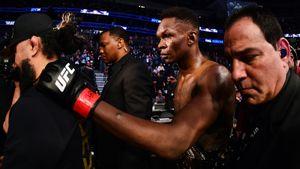 «Его предки из Африки были великими бегунами». Чемпионский бой UFC между Ромеро и Адесаньей освистали в Вегасе