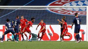 «Бавария» обыграла «ПСЖ» и взяла кубок Лиги чемпионов! Как это было
