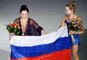Радионова: «Никогда бы не согласилась на смену гражданства. Я патриот и люблю Россию»