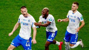 Московское «Динамо» сыграет с тбилисским «Локомотивом» во втором отборочном раунде Лиги Европы
