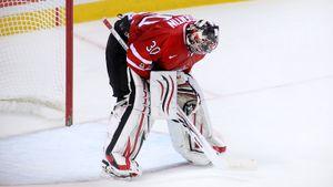 Канадский вратарь ушел из хоккея в 26 лет. Кажется, его карьеру сломала российская молодежка