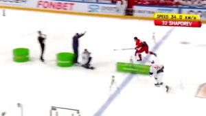 СКА заподозрил КХЛ внесправедливом судействе наМатче звезд: видео