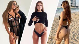 Самая сексуальная девушка-судья из России не могла выбрать нижнее белье и взволновала соцсети: фото