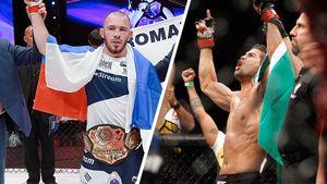 Русский чемпион M-1 Global дебютирует в UFC с поражения. Прогноз на бой Роман Богатов — Леонардо Сантос