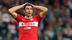 «Спартак» снова проиграл «Браге» и лишился еврокубков. Как это было