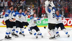 «Это было похоже на «Чудо на льду»! Финские хоккеисты не могут поверить в победу на ЧМ