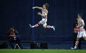 Хорваты одной ногой в России