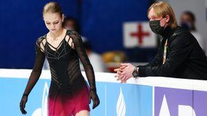 Многие звезды русской фигурки пропустят финал Кубка России, включая Трусову. Пишут — по болезни, а на самом деле?