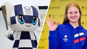 Перенос Олимпиады на 2021-й год дал шанс многим подросткам. Они могут затмить нынешних звезд