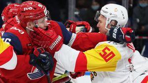 Шайба Осипова и шатаут Паскуале помогли «Локомотиву» обыграть «Йокерит» в первом матче серии