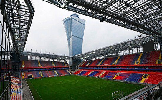 Турция: «ВЭБ Арена» примет товарищеский матч Российская Федерация