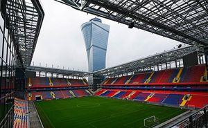 Стадион ЦСКА примет матч сборных России и Турции