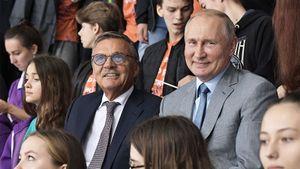 «У нас Россия сидит рядом с Украиной и дружит с США». Фазель — об Олимпиаде, допинге и Кубке мира