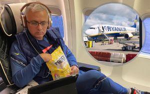 Ryanair поиздевалась над Моуринью, предложив ему бюджетный рейс без багажа из-за отсутствия трофеев с «Тоттенхэмом»