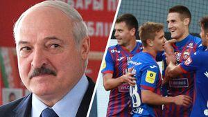 Лучшая неделя в карьере Шкурина: отказался играть за сборную из-за Лукашенко, забил дебютный за ЦСКА