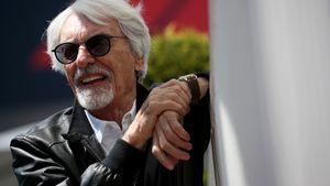 Экс-глава Формулы-1 Экклстоун снова стал отцом в 89 лет. Его старшей дочери уже 65