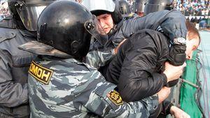 «Желание покинуть Россию усилилось». Еще одно странное задержание фанатов— Дзюба нипри чем