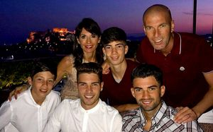 10 сыновей наших любимых футболистов, которые хотят быть круче отцов