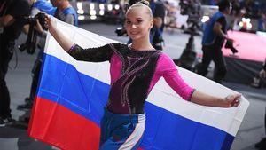 Русские звезды гимнастики Нагорный и Мельникова выступили в Японии за разные команды. Токио готовится к Олимпиаде