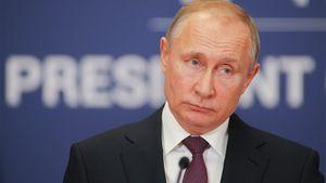 В Кремле прокомментировали решение CAS запретить Путину посещать Олимпиады