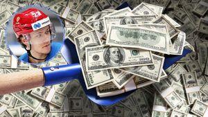 «ВРоссии странные понятия: богатый спортсмен— значит гад». Хоккеист Зайцев— окритике отзвезд