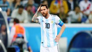 «Лео нужна «Барса», чтобы обыграть Парагвай». Аргентина почти вылетела с Кубка Америки