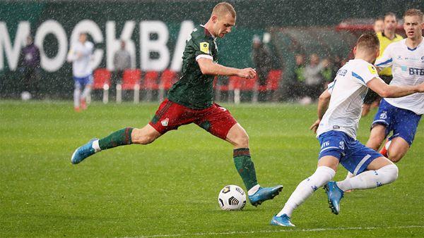 «Локомотив» — «Динамо» 0:0. Дождливая ничья в московском дерби. Как это было