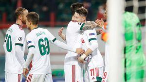 «Локомотив» вырвал ничью в домашнем матче с «Атлетико»! Как это было