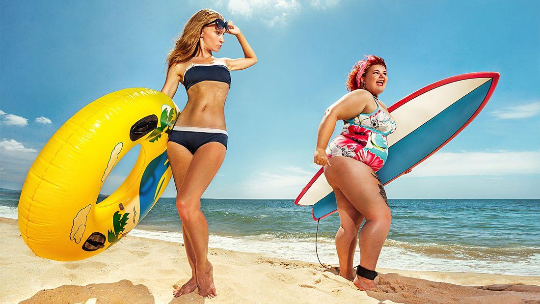 Как похудеть к морю за месяц. 5 правил,чтобы скинуть лишние килограммы