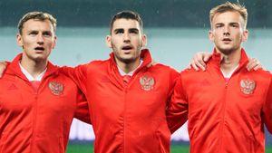 Российская молодежка вышла на Евро второй раз за 20 лет. Помогли игроки ЦСКА и «Динамо»