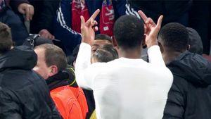 Фанаты «Лиона» ненавидят своего игрока больше, чем спартаковцы— Дзюбу. Все закончилось дракой