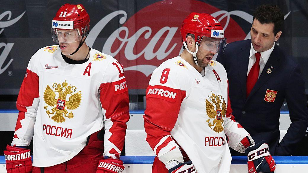 Нужны ли сборной России Овечкин и Малкин Зачем Ротенберг ждет 10 января Итоги хоккейной недели
