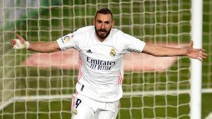 Дубль Бензема принес «Реалу» победу над «Атлетиком»