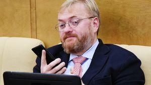 Депутат Милонов: «Катюша» вместо гимна — подходящий выбор. Очень рад, что согласились на мою такую идею»