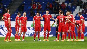 Сентябрьские матчи сборных России по футболу из-за эпидемиологической ситуации пройдут в Москве