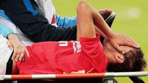 «Дикая режущая боль. Шок. Не можешь дышать». Страшная травма экс-футболиста «Спартака»