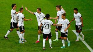 Германия забила 7 голов Латвии в товарищеском матче